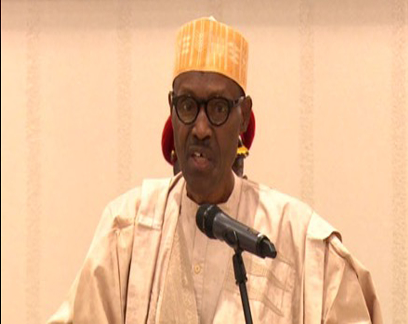 Buhari promises to rebuild homes of IDPs