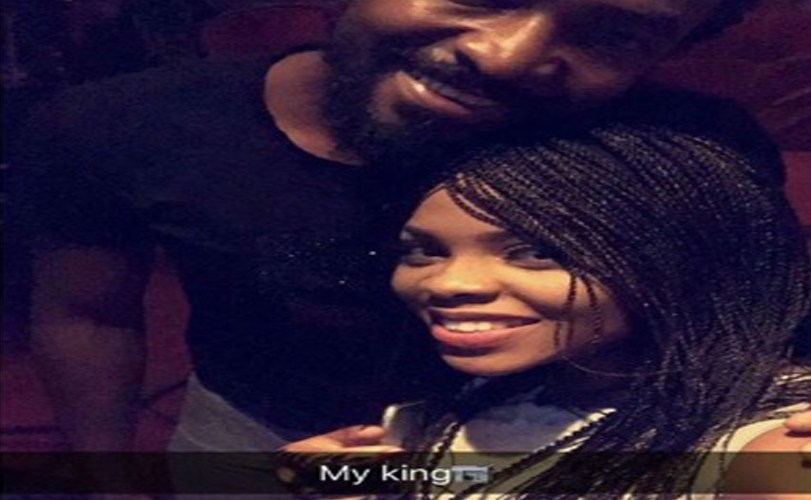 Chidinma Ekile shows off her new man in photos