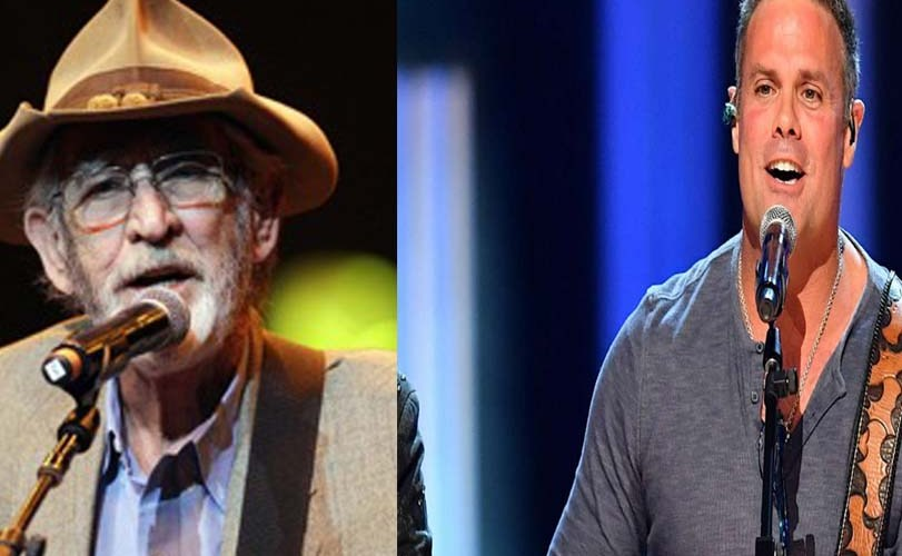Country Music Stars, Don Williams and Troy Gentry, Dead