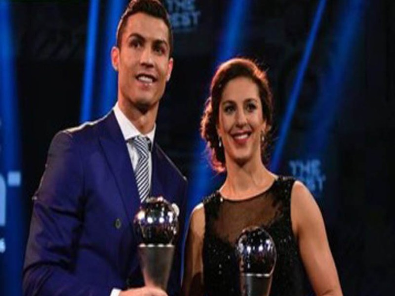 Cristiano Ronaldo's girlfriend Georgina Rodriguez gets furious at MTV EMAs incident