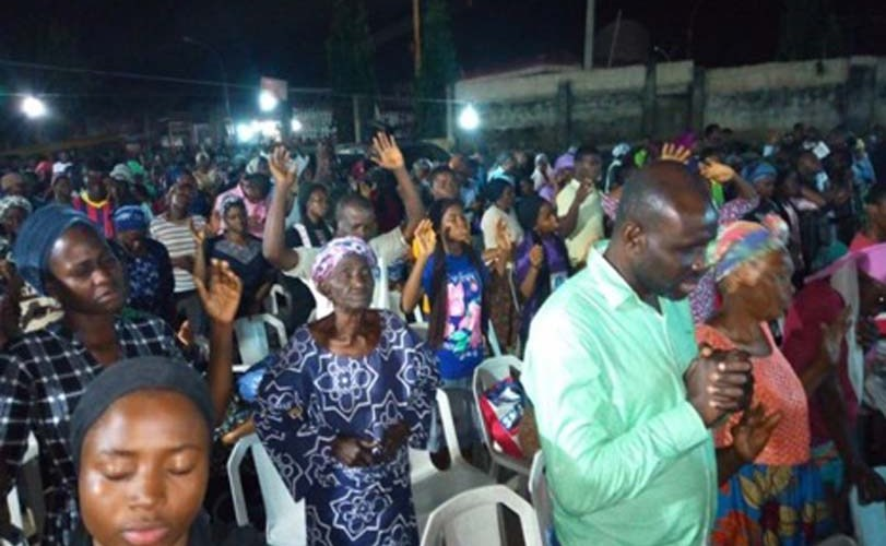 Deeper Life Crusade in Gbagada preaches 'Freedom'