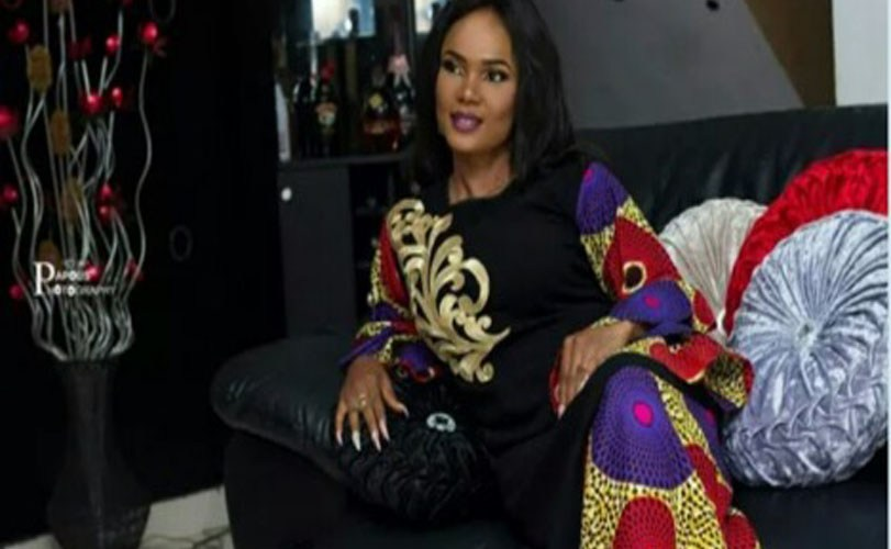 Nollywood Actress, Iyabo Ojo launches her new restaurant