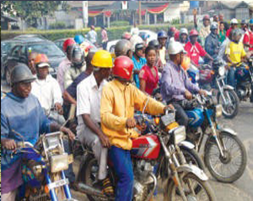 Kano State Restricts The Use Of 'Okada' In Capital