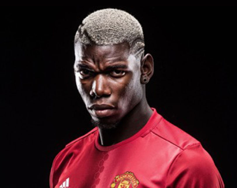 Paul Pogba Buys Brand New Ferrari Worth N117million To Celebrate Child's Birth (Photos)