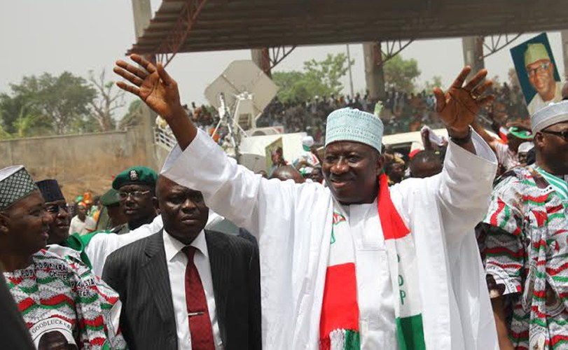 Jonathan Is Not Contesting 2019 Election – PDP South South League