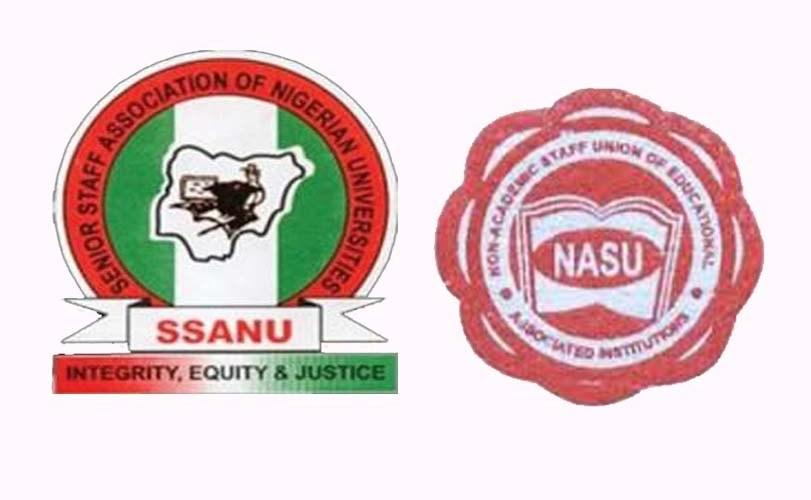 SSANU and NASU to Start Indefinite Strike On Monday