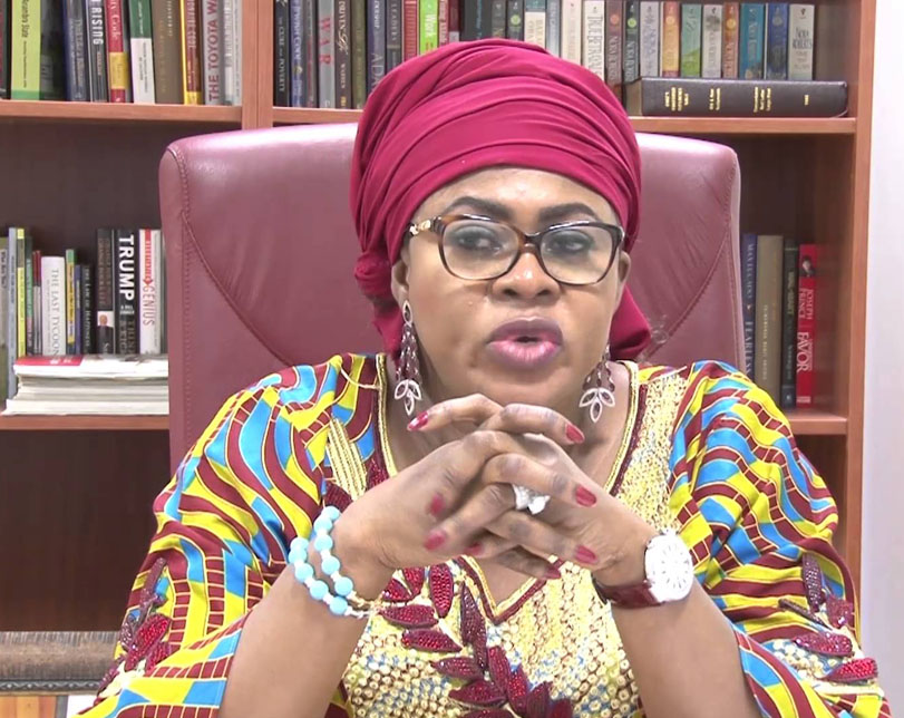 Stella Oduah Advises President On How To Prosecute Diezani