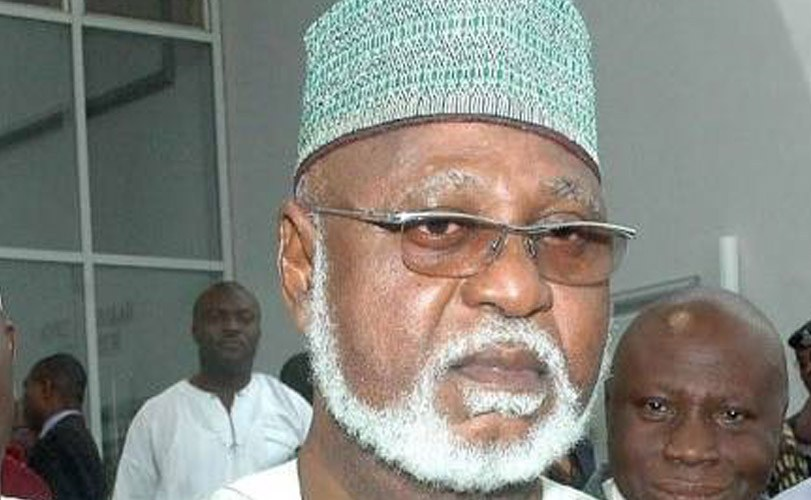 Abdulsalami urges Nigerian youths to remain united