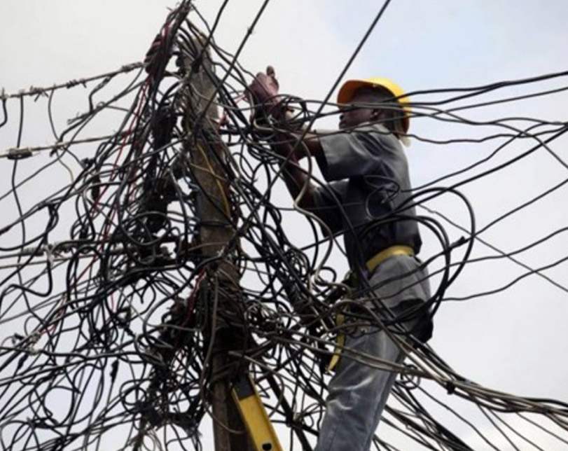 AEDC begins clean-up of poorly wired electricity network in FCT