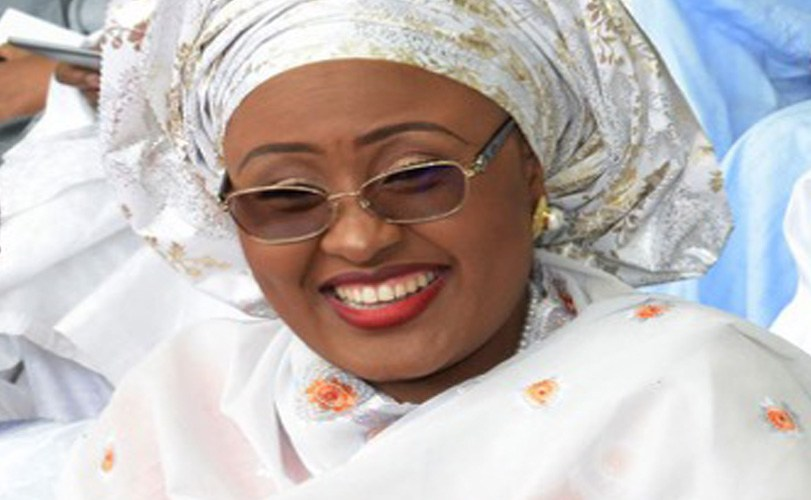 Aso Rock clinic must account for funds, says Aisha Buhari