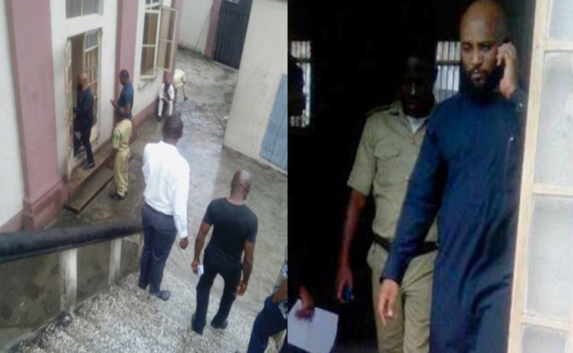 Atiku Abubakar's son, Aminu remanded in cell