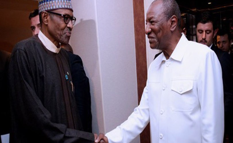 Bilateral talks held between Nigeria and Guinea