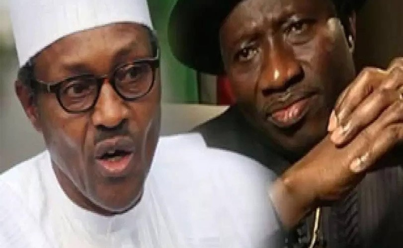 Again, Buhari commends Jonathan