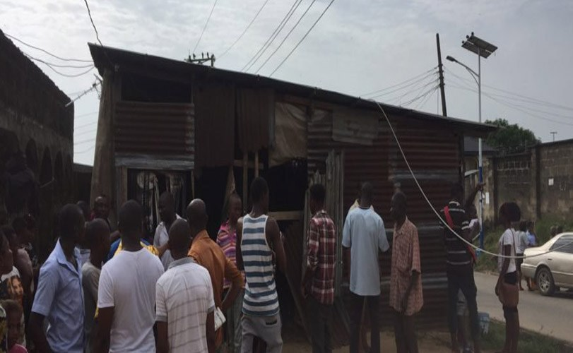 Calabar Electrocution: Crutech Students Protest Colleagues Death