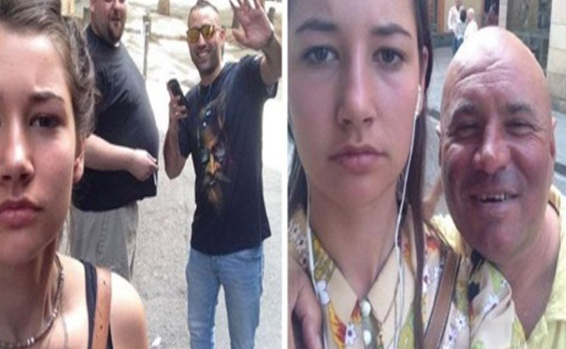 Woman Takes Selfies with Her Catcallers to Show How Often It Happens
