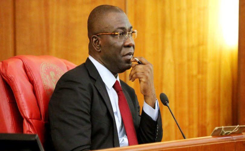 Image result for Ike Ekweremadu suffers high blood pressure in EFCC custody