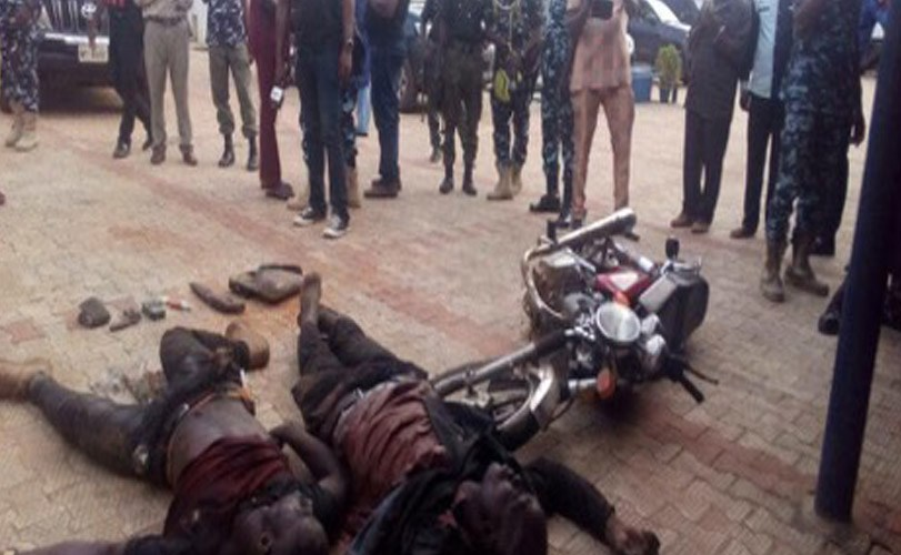 Infamous kidnappers killed in Anambra State
