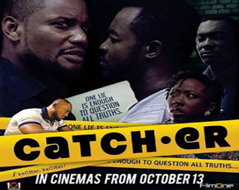 New trending movie; CATCH.ER