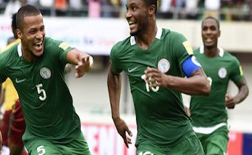 Nigeria vs Zambia-A slim win will send Nigeria to Russia 2018
