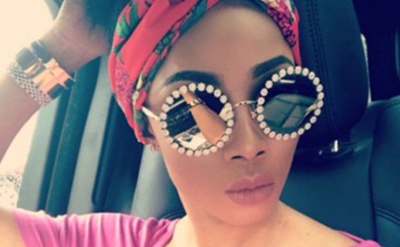 Toke Makinwa posts some deep words on Twitter
