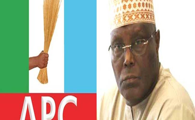 APC Not 'Worried' About Atiku's Resignation
