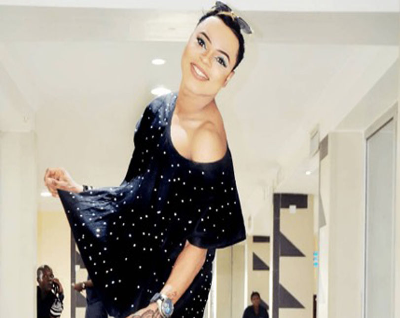 Bobrisky warns Lilian Esoro to respect herself after she rejected 'bob spirit' for her son