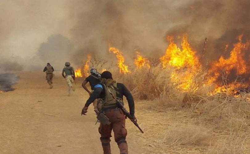 Boko Haram kills 3 soldiers as troops clear 13 hideouts