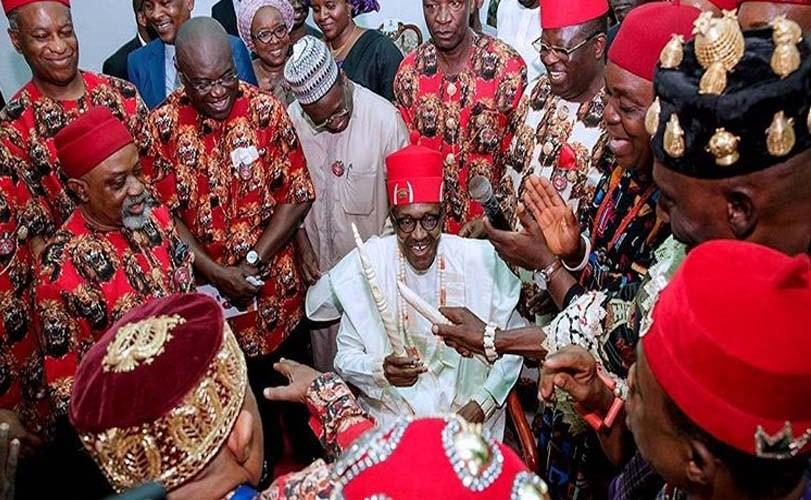 Nigeria, Igbo inseparable, says Buhari