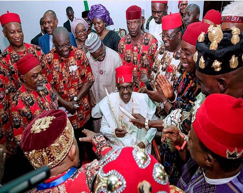 Nigeria, Igbo inseparable, says Buhari
