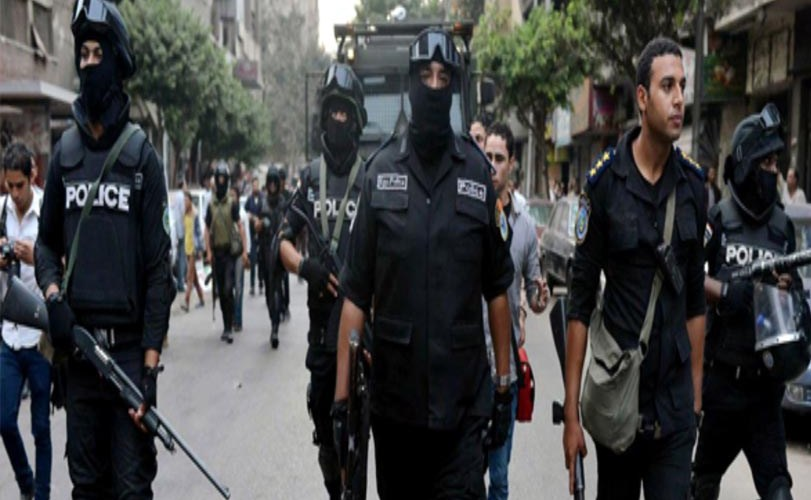 Egypt police kill three Islamists in shoot-out