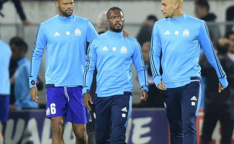 UEFA bans Patrice Evra for seven months