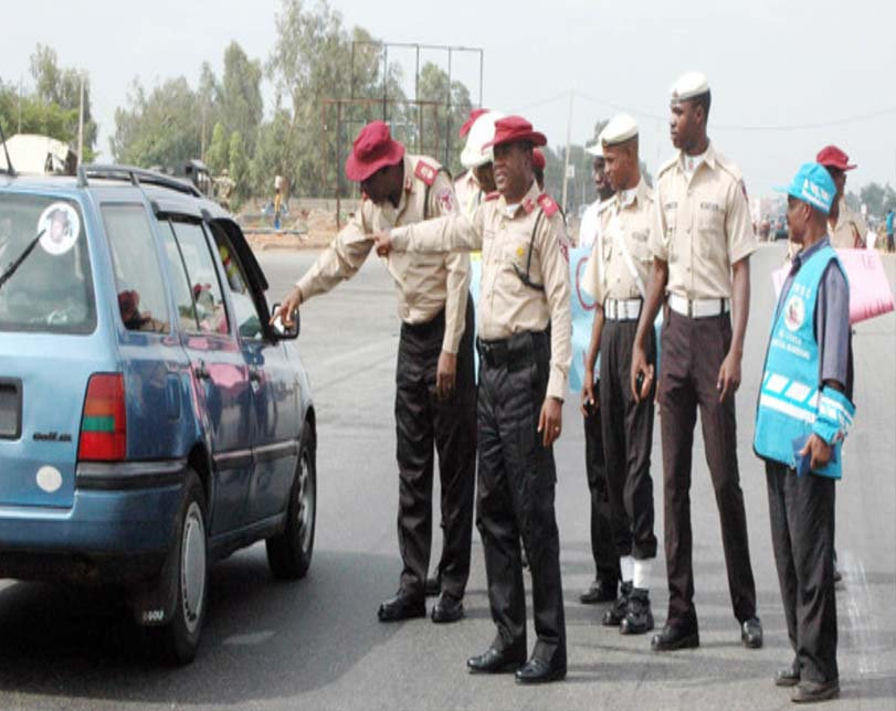 FRSC recovers N1.78m in accident victim's car