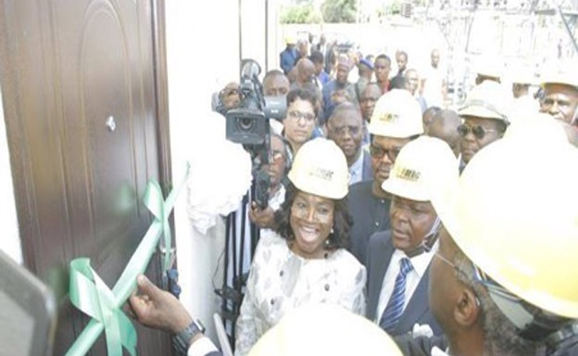 Fashola commissions power substation in Asaba