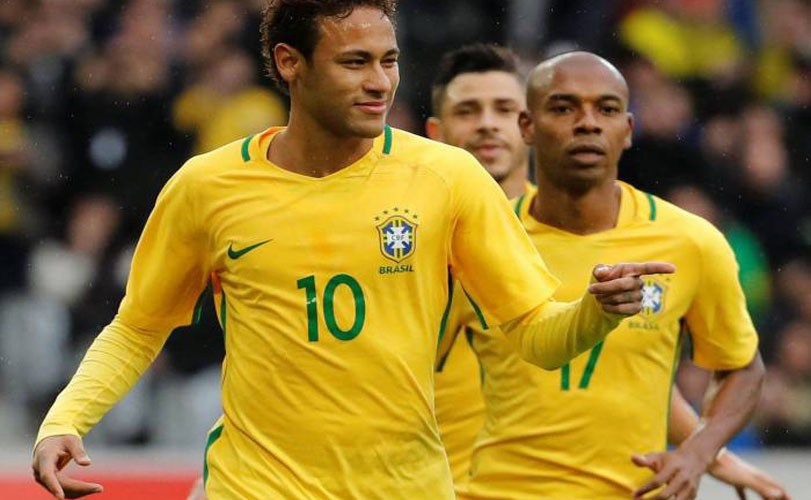 Neymar is the best in the world – Julio Cesar