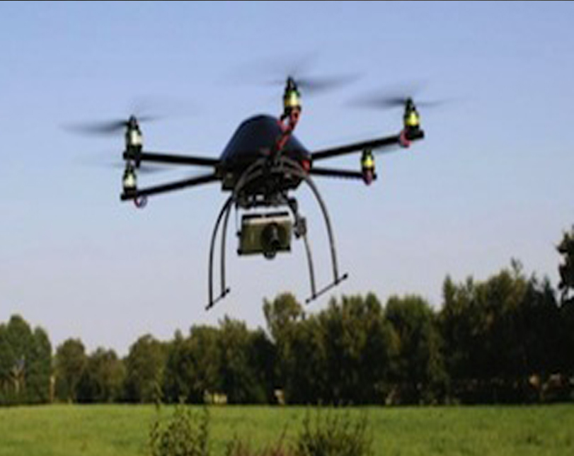 Indian State Uses Drones To Prevent Open Defecation