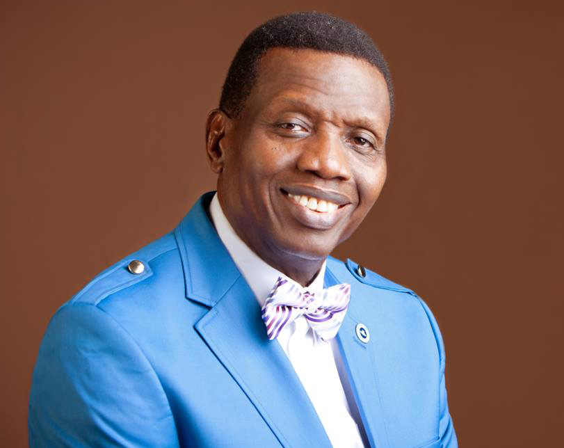 Adeboye visits Benue, says 'I wept when I saw people weeping'
