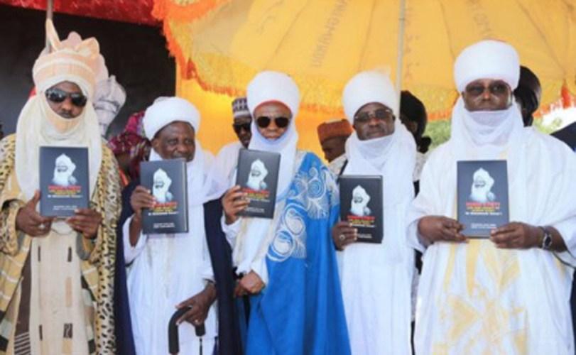 Photos: Atiku attends Book Launch in honour of Late Emir of Kano, Muhammadu Sanusi