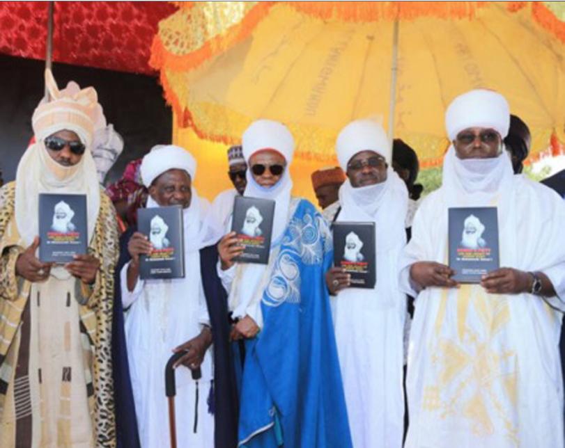 Photos: Atiku attends Book Launch in honour of Late Emir of Kano, Muhammadu Sanusi