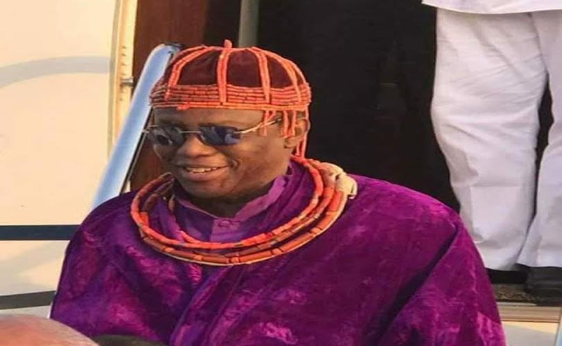 Photos: Oba of Benin makes historic visit to Abuja