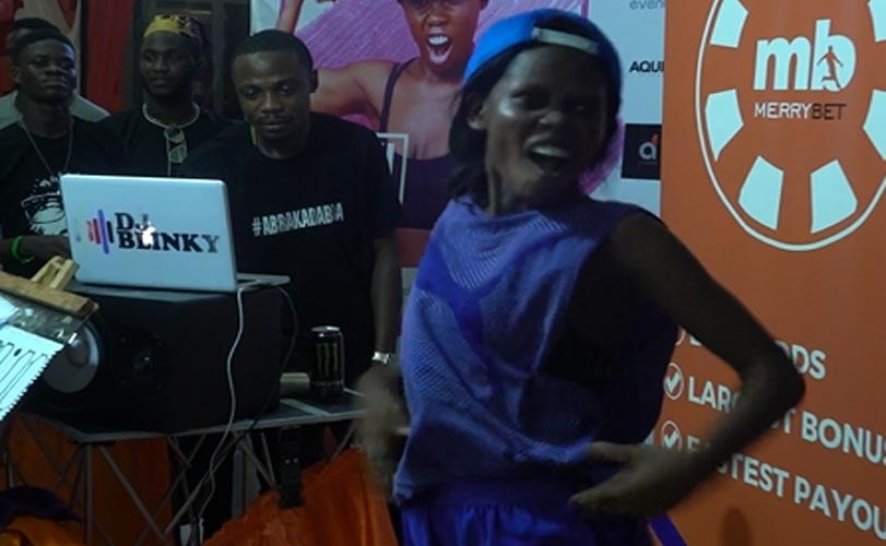 Photos: Pinki Debbie breaks the Guinness World Record for longest dance marathon by individual! Danced for over 124 hours and still dancing