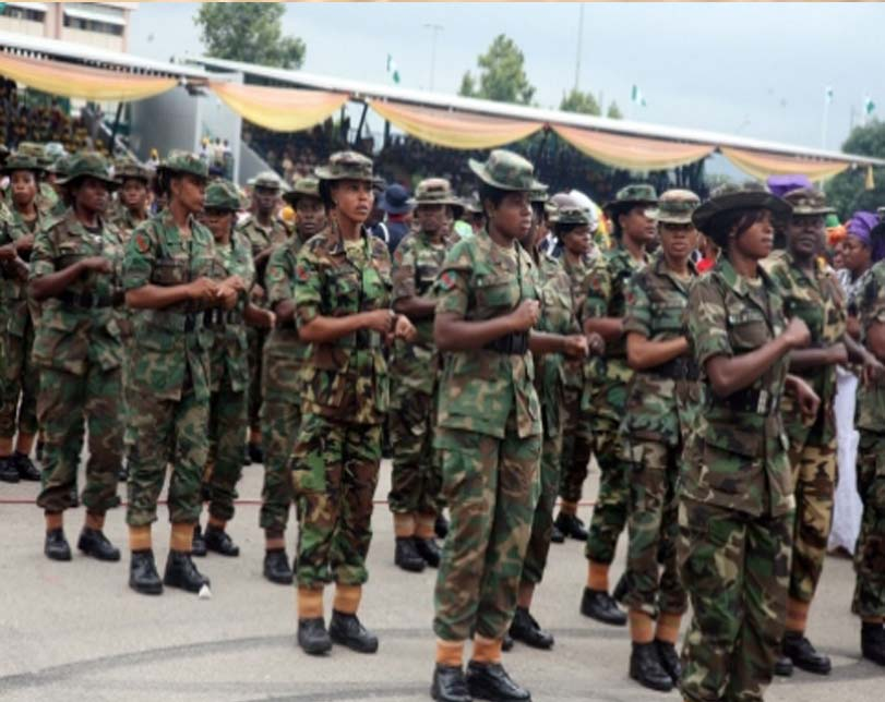 Buhari Crushes Dreams of Aspiring Female Military Leaders, ends admission into The NDA