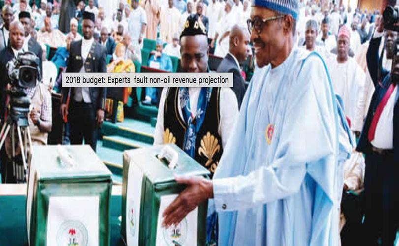 See Detailed Breakdown Of Buhari's 2018 Budget