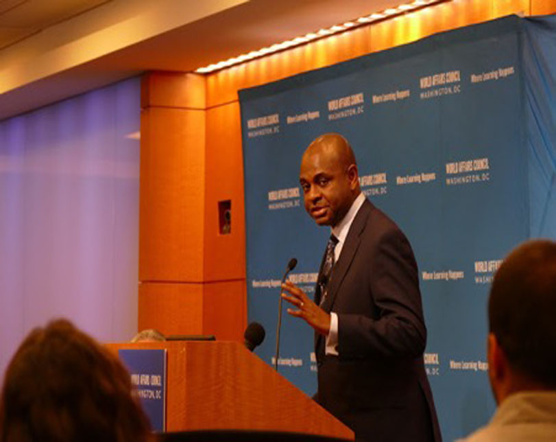 Candidates who boycotted presidential debate not ready, says Moghalu