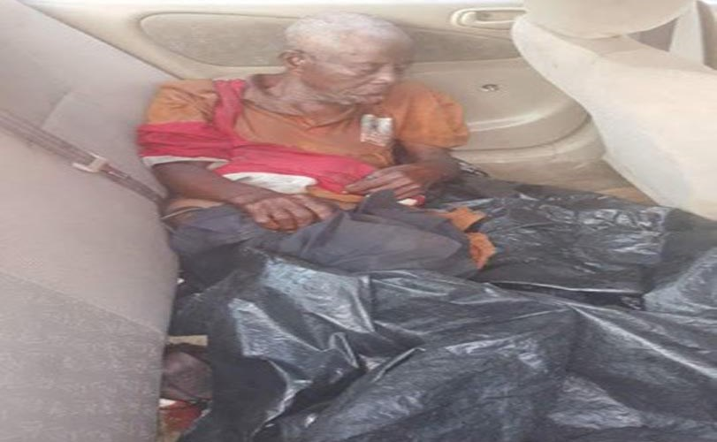 Rivers Police seek public's help in locating relatives of elderly man knocked down and killed by truck driver