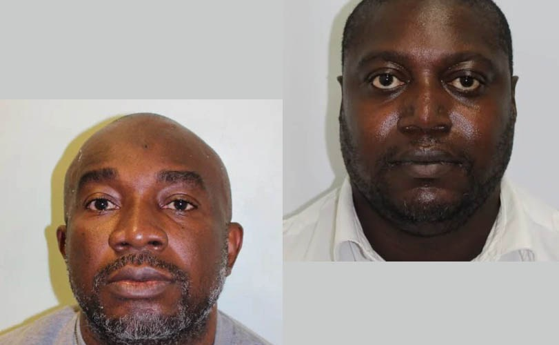 Two Nigerian men jailed in the UK for mandate fraud