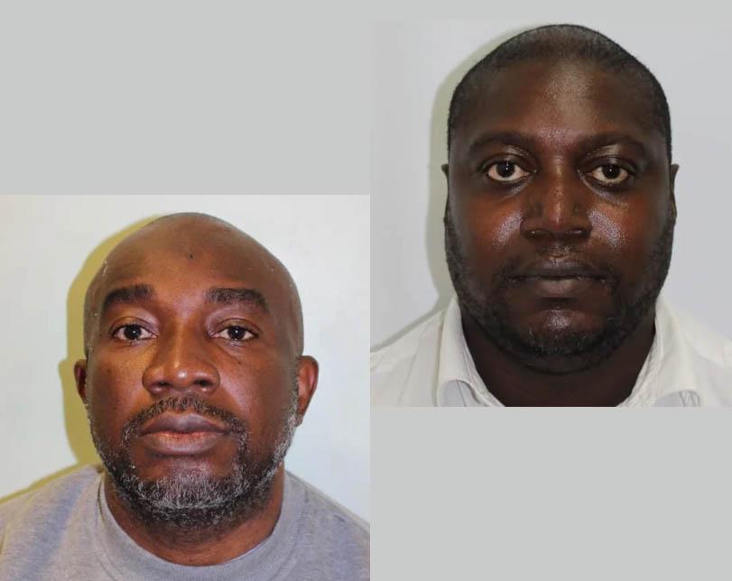 Two Nigerian men jailed in the UK for mandate fraud