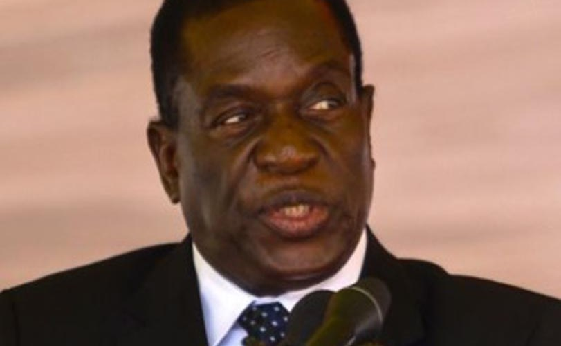 Former vice president Mnangagwa replaces Mugabe as ZANU-PF party chief