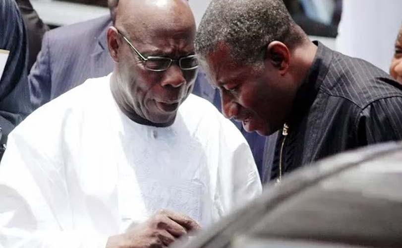 Obasanjo is boss of bosses in Nigeria – Goodluck Jonathan