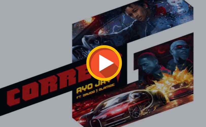 Ayo Jay ft. Davido & Olamide  – Correct G