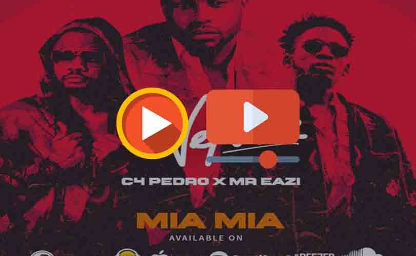 DJ Neptune ft. Mr Eazi & C4 Pedro – Mia Mia (Audio & Video)